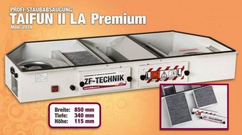 Taifun II LA Premium