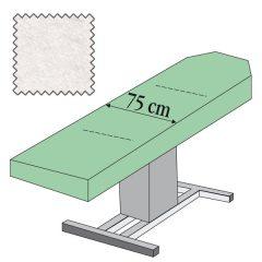 Froteesuoja 190x60cm valk