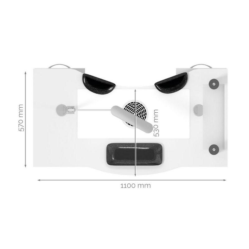 Kynsipöytä Camaro II Mini